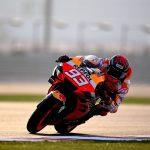 Segunda jornada de test en Catar para el equipo Repsol Honda
