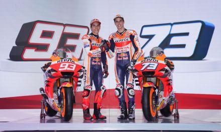 El equipo Repsol Honda inaugura su temporada 2020 en Indonesia