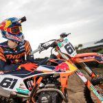 Jorge Prado debuta en MXGP en 2020, el reto de su vida para él y KTM