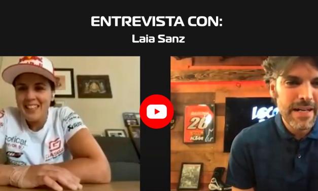 Laia Sanz: La reina del desierto en Locos por las motos