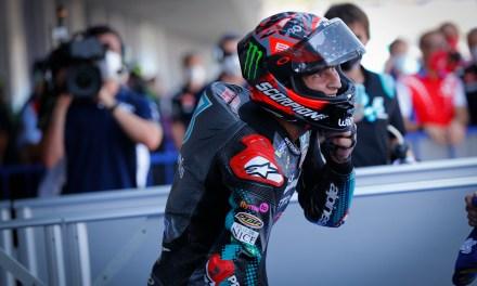 MotoGP Jerez: Don Fabio Quartararo, y el día de Yamaha y Rossi vuelve al podio