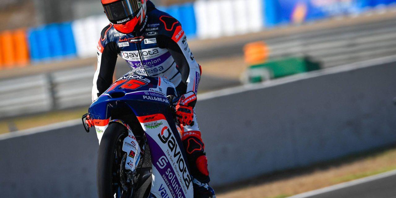 Moto3: Arenas repite victoria en Jerez