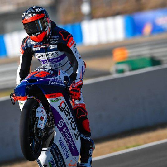 Albert Arenas, Moto3, Circuito de Jerez Ángel Nieto, @yiyodorta, @teammotofans, Aspar Team