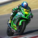 Román Ramos y el Kawasaki Palmeto PL Racing Team consiguen un podio en Barcelona