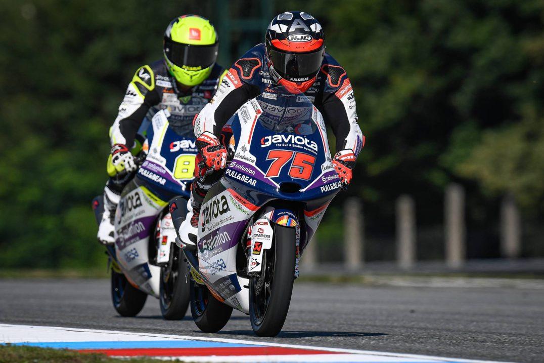 Albert Arenas, Gaviota Aspar Team, Moto2, Circuito de Brno, @yiyodorta, @teammotofans