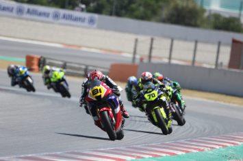 Jordi Torres, Team Honda LaGlisse, Circuit de Barcelona-Catalunya, @yiyodorta, @teammotofans, ESBK