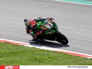 WSBK, Jonathan Rea, Circuit de Barcelona Catalunya, @yiyodorta, @teammotofans, #PacoCueto
