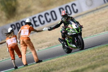 Jonathan Rea, Circuito de Motorland Aragón, WSBK