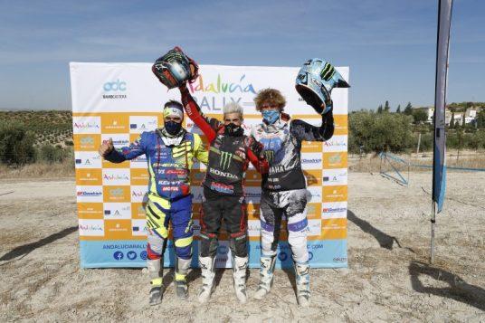 Kevin Benavides, Monster Energy Honda Team, #AndalucíaRally, @yiyodorta, @teammotofans, #PacoCueto