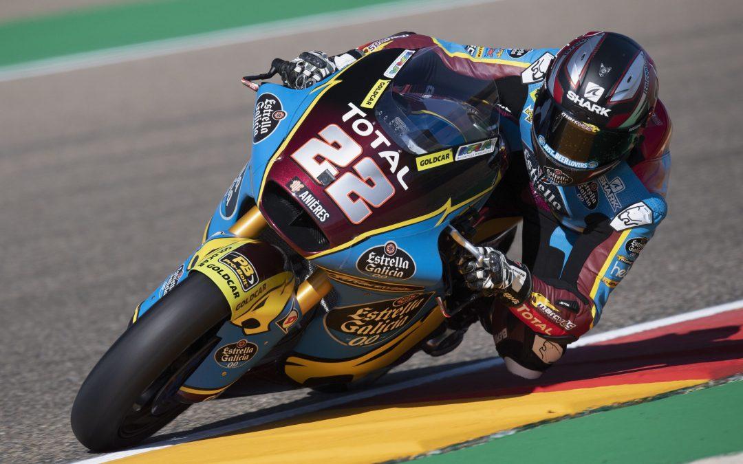 Victoria de Sam Lowes en Moto2 GP Teruel y liderato del Mundial.