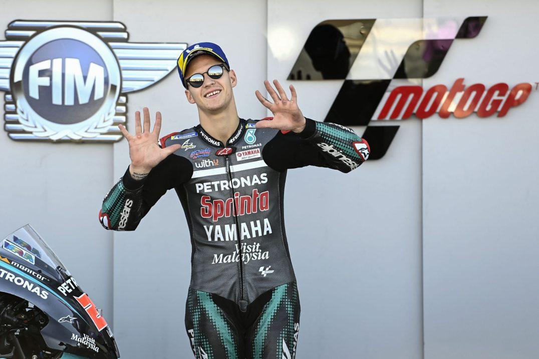 Fabio Quartararo, PETRONAS Yamaha Sepang Racing Team, @yiyodorta, @teammotofans, #PacoCueto
