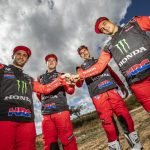 Dakar 2021: El Monster Energy Honda Team 2021, con el número 1