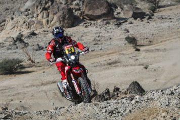 Joan Barreda, Monster Energy Honda Team, Dakar21, @yiyodorta, @teammotofans, #PacoCueto