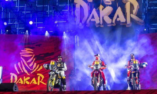 Ricky Brabec y Joan Barreda empiezan fuerte en el Dakar 2021