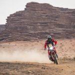 Kevin Benavides toma el mando del Dakar a dos días para el final