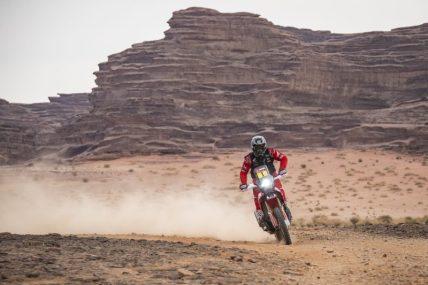 Ricky Brabec, Monster Energy Honda Team, Dakar 21, @yiyodorta, @teammotofans, #PacoCueto