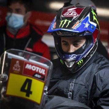 José Ignacio Cornejo, Monster Energy Honda Team, Dakar 21, @teammotofans, @yiyodorta, #PacoCueto