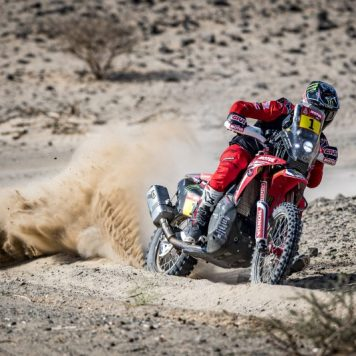 Ricky Brabec, Dakar 2021, Monster Energy Honda Rally Team, @yiyodorta, @teammotofans, #PacoCueto