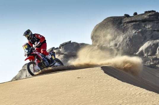 Ricky Brabec, Monster Energy Honda Team, Dakar21