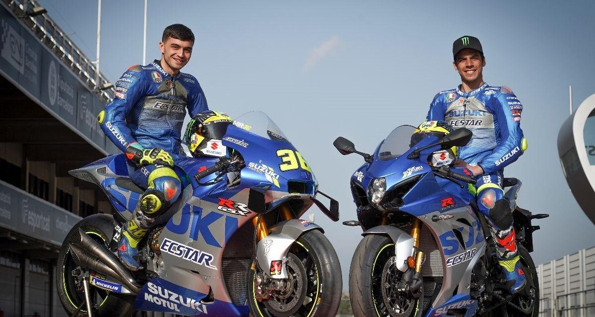 Mir y Pedri, encuentro entre campeones en el Circuit de Barcelona-Catalunya