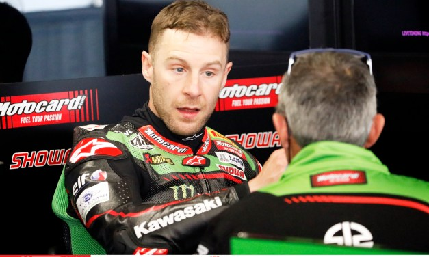 El Supported Test de WorldSBK se despide del Circuit con dominio de Rea