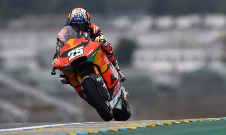 Raúl Fernández se doctora en Le Mans