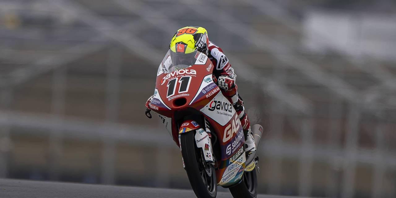 Sergio García Dols gana con Gas Gas en Moto3 en Le Mans