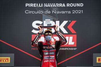 Scott Redding, Ducati