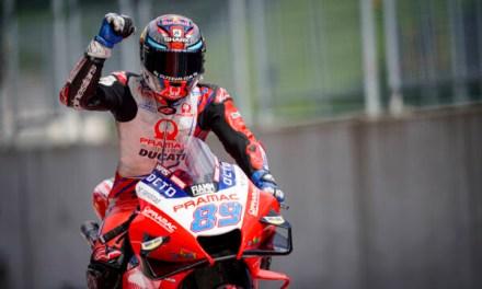 Pole para Jorge Martín «Martinator» con Ducati