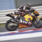 San Lowes gana una carrera diferente de Moto2