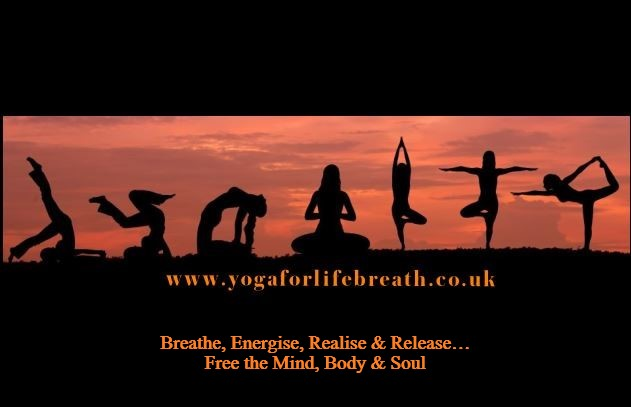 Book Mark Yoga For Life Breath Border (2)