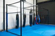 Fully completed Muay Thai, Kickboxing and Boxing room at 24 Sparks Avenue.