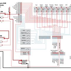 Wiring Diagram For Msd 6al Simple Cold Room Ct Shorting Block – Readingrat.net