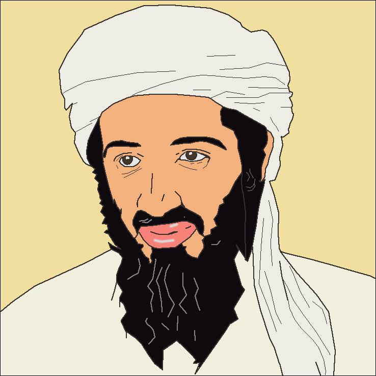 terrorist osama bin laden