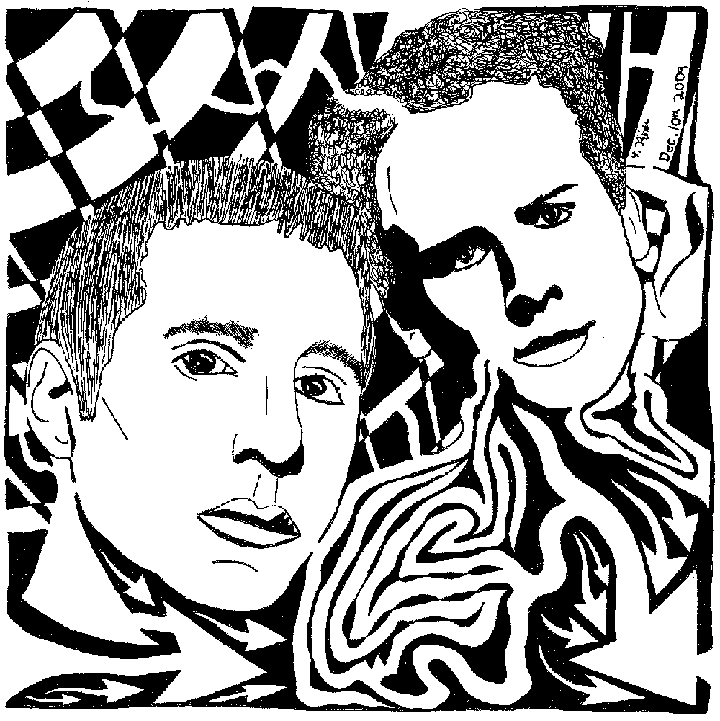 Simon and Garfunkel Maze