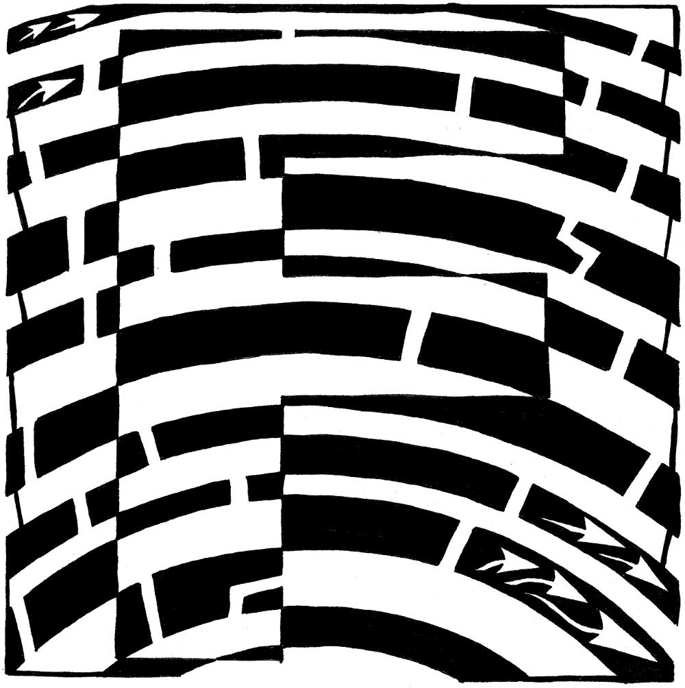 capital f maze