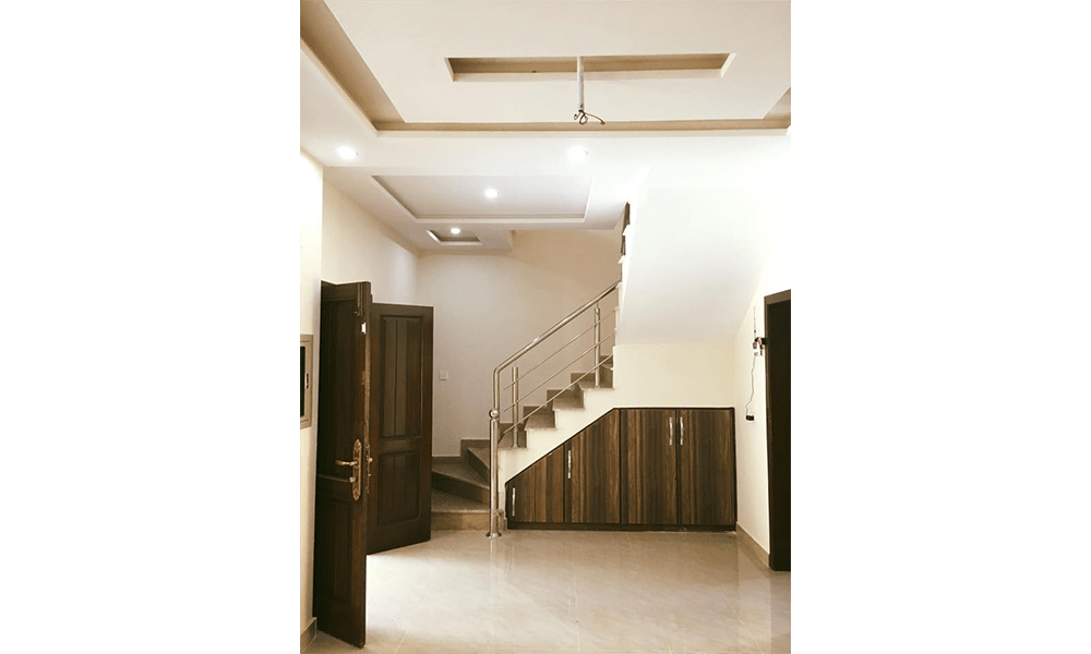 5 marla low cost house construction in lahore by construction company