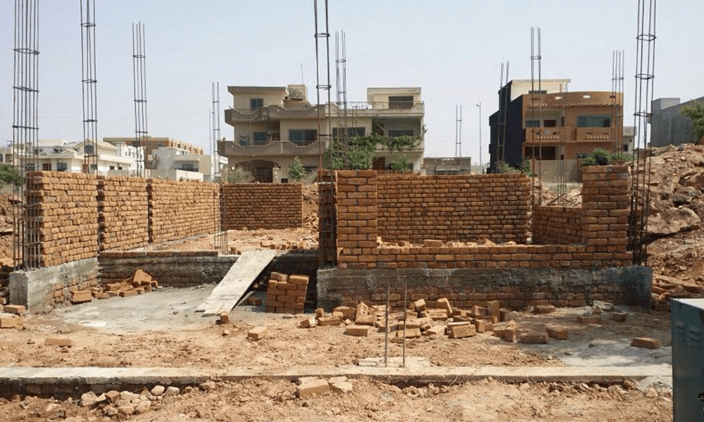 frame structure construction companies in pakistan