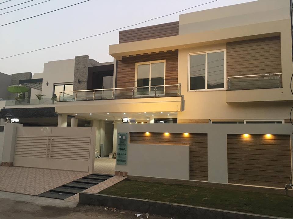 1 kanal house complete finishing