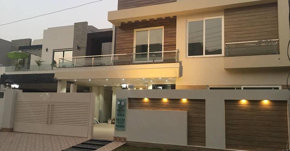 1 kanal house complete finishing