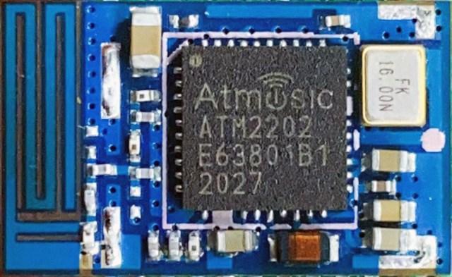 Atmosic BT 5 Module