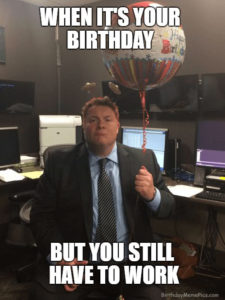 Birthday Meme The Office : birthday, office, BIRTHDAY., Other, Funny, Birthday, Memes, Office