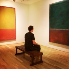 A meditation on colour as instructed by the artist.