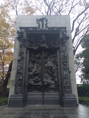 Auguste Rodin, 1840-1917. The Gates of Hell