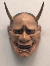 Noh Mask: Hannya, Edo period, 17th Century.