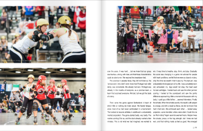 Girls Who Ride Mag Mundial Roller Derby January-March 2015 Eng3