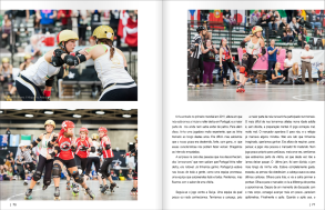 Girls Who Ride Mag Mundial Roller Derby January-March 2015 Por3