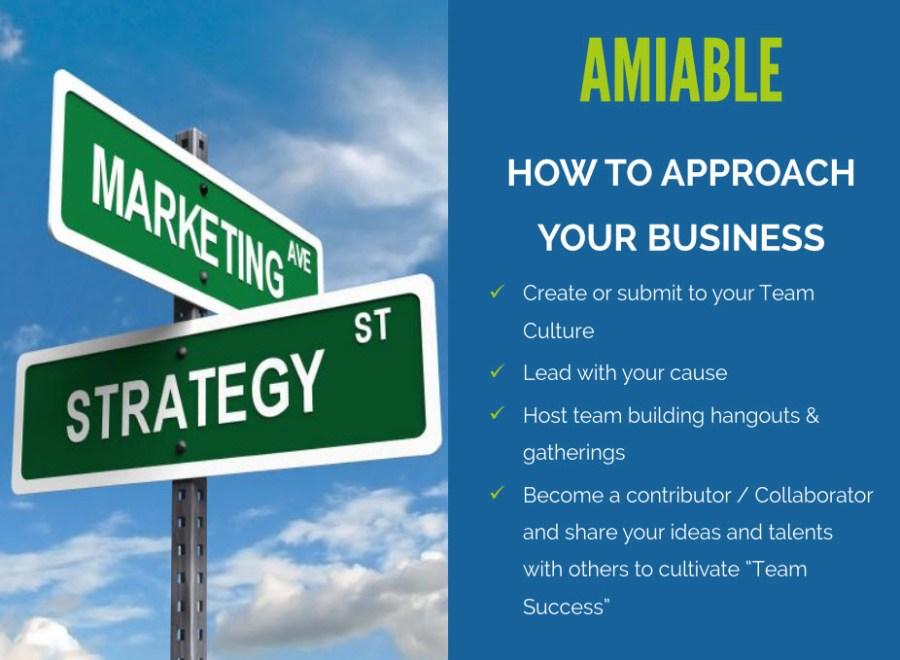amiable approach biz