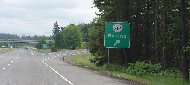Boring, Oregon