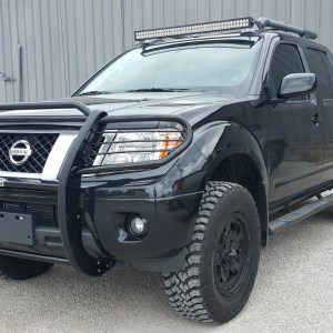 Image gallery performance truck outfitters tulsa ok westin grille guard 40 led light bar rock star wheels aloadofball Image collections